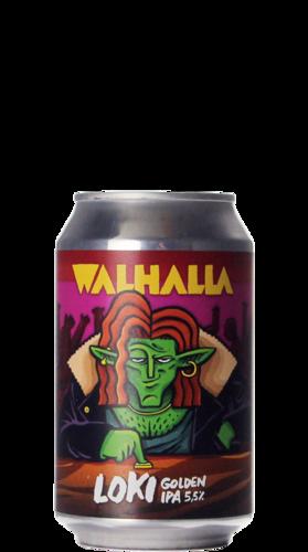 Walhalla Loki Golden IPA Blik